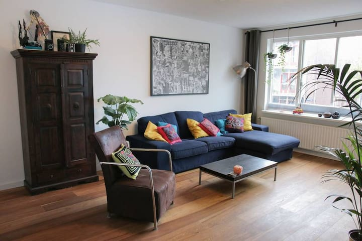 Great 2 bedroom apartment in Amsterdam East!