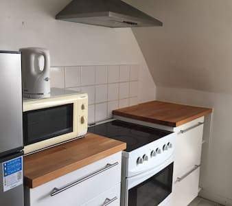 Nice apartment at nature for couple - Virum