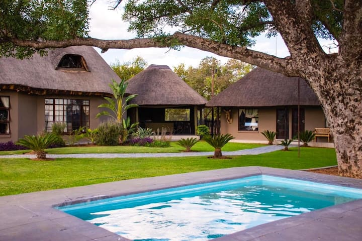 Sasavona Game Lodge  A place like no other