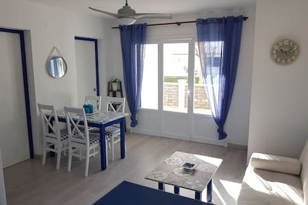Welcome to our Beach Apartment ;) - Cala en Porter - Квартира