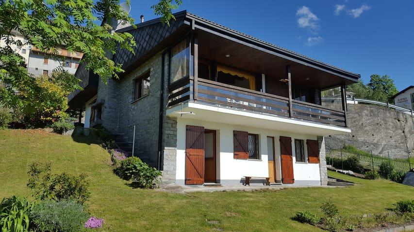 Ferienhaus Villabellevue - Bognanco