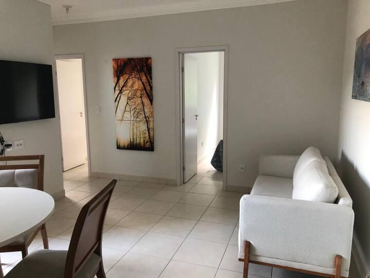 Apartamento novo e seguro em Timóteo
