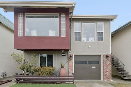 Your Homey House in Bay Area of San Francisco - Daly City