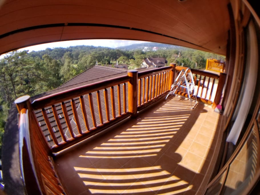 Forest Lodge Baguio Family Room