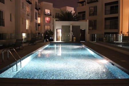 Fabulous 2 bedrooms apt in Al Mouj Muscat