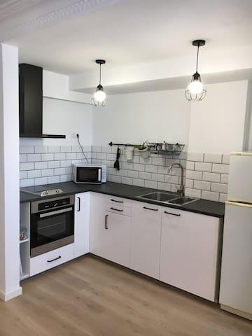 Apartamento completamente reformado - Zaragoza - Apartment