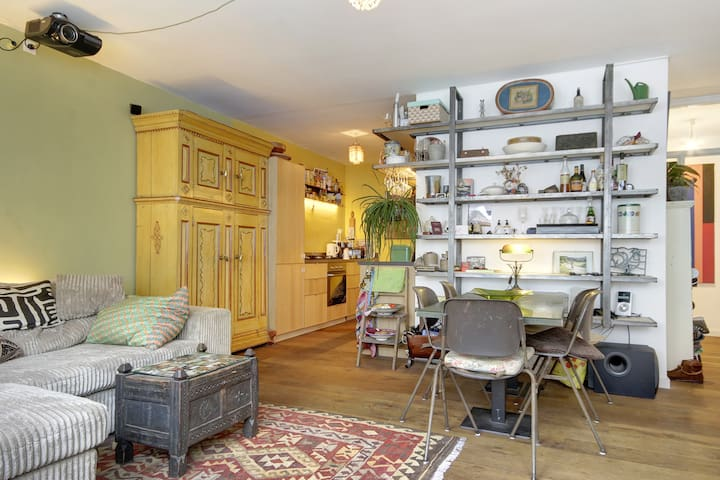 Cozy apartment in the east,10 min from city centre