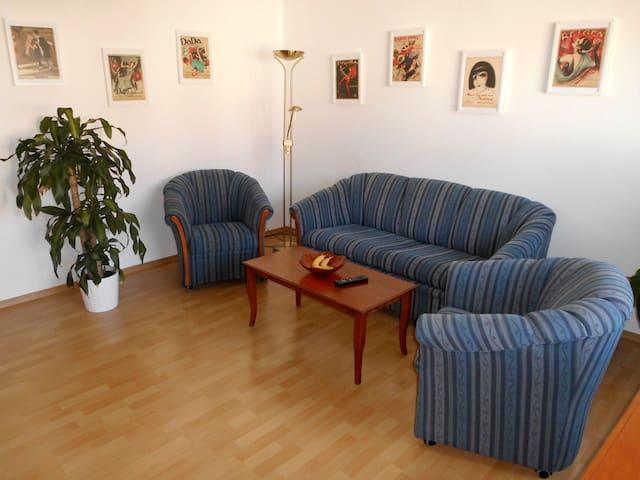 Charmante, helle 2-Zimmer-Wohnung in guter Lage