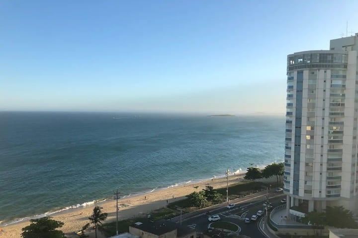 AQ. 2 hóspedes -Itapuã, Vila Velha ES