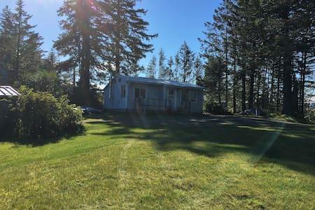 Whalebone Hill cabin