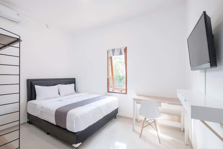 Private room in Canggu, 5mins drive to beach