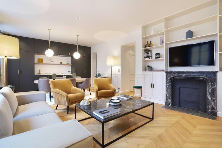 Sublime et neuf appartement Tour Eiffel