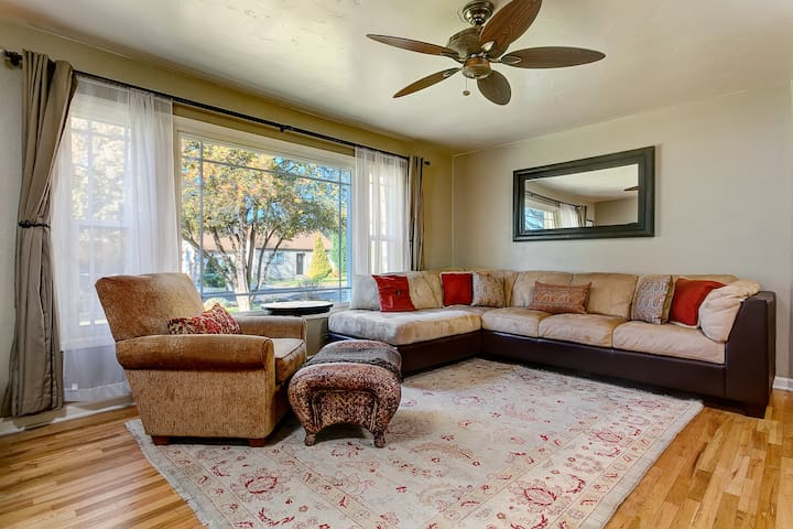 Bungalow in SE Boise/BSU/Downtown/Pet Friendly