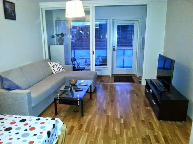 Modern apartment, central location - Oslo - Apartamento