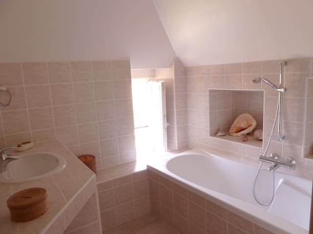 Double room-Superior-Ensuite with Shower-ou Baignoire-Countryside view