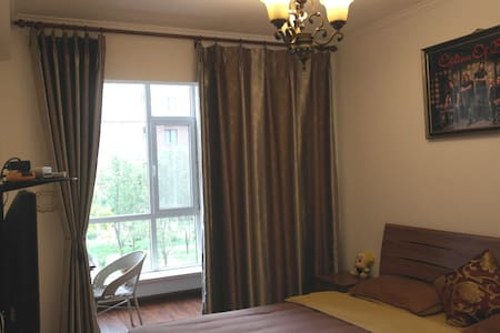 Seaside Ensuite Room with King Bed,FREE breakfast! - Huludao - Wikt i opierunek