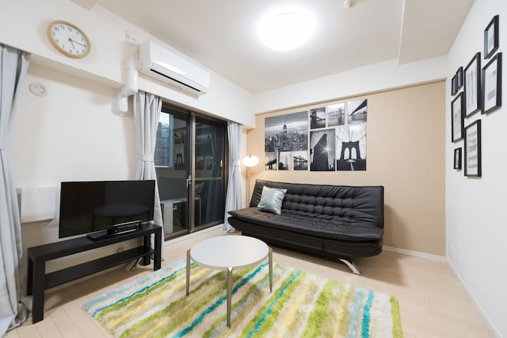 Brand new see-view apartment available now #FE15 - Minato-ku - Appartement