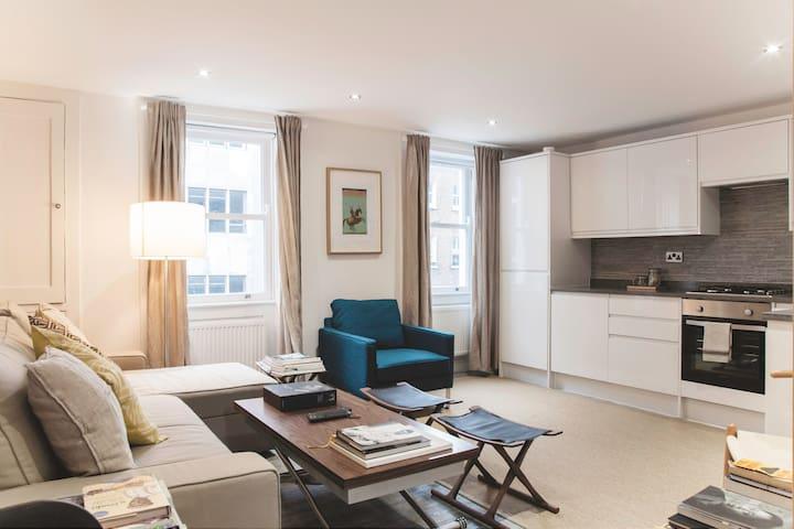 Luxury Duplex Apartment in the Heart of Fitzrovia - London - Apartment