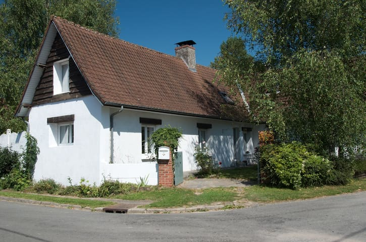 Beautiful cottage with lots of beam - Gouy-en-Ternois