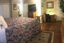 """Master Bedroom - """"His and Hers"""" separate Closets"""