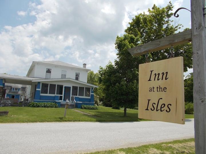 Inn at the Isles Lake House