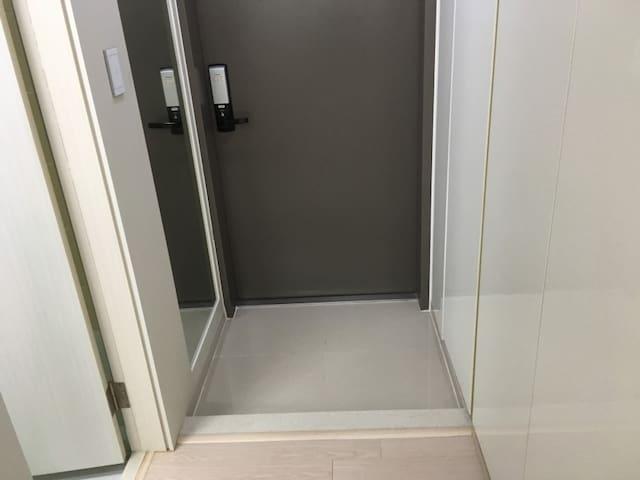 [유성온천역] 레지던스 하우스 - Yuseong-gu - Apartment