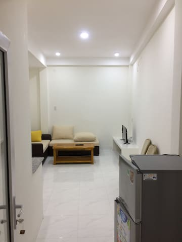 "HOME STAY ""MARGO"". West Studio, 2F(NEW APARTMENT)"