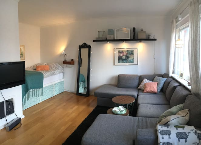 Bright and nice apartment in Uppsala!