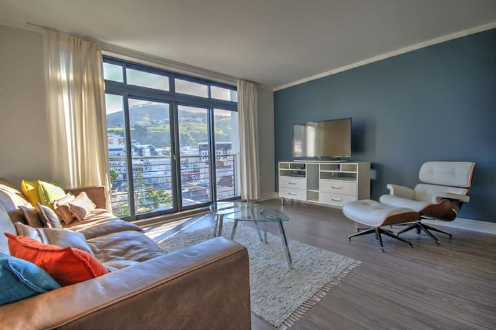 Modern Apt in Trendy De Waterkant - Cape Town - Apartment