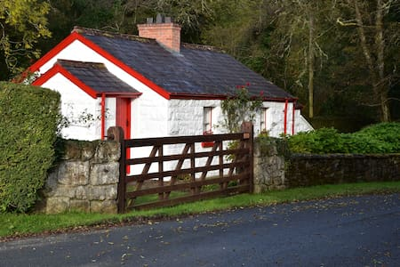Railway Crossing Cottage - County Donegal