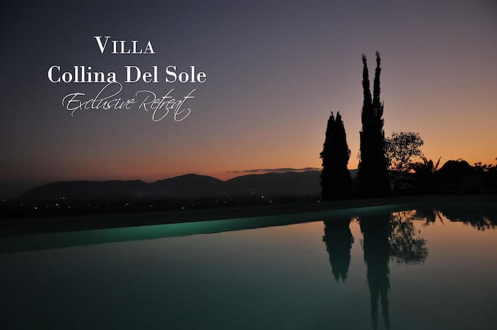 Villa Collina del Sole 12 pax, pool, near 5 Terre