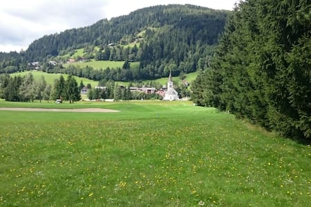 Patergassen/Bad Kleinkirchheim - Zomer en Winter - Wiedweg