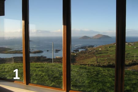 'Thidwick' Room 1 - superb views on Ring of Kerry