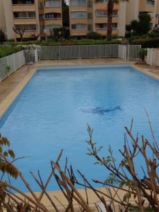 Sanary f1 piscine balcon au calme pour 4 perso for Piscine sanary