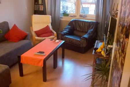 cozy central room - Osnabrück