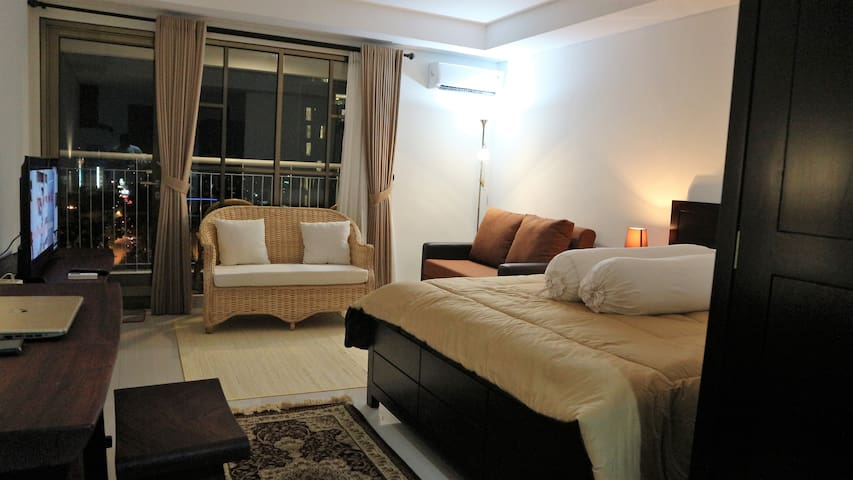 Tera Residence # 1205A lovely cozy studio 38 sqm