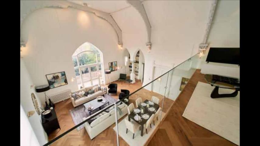 Beautiful listed apartment in the city centre - Sutton Coldfield - Lägenhet