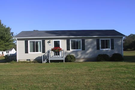 Fishermans House - 12m fr Reedville - Heathsville - Hus