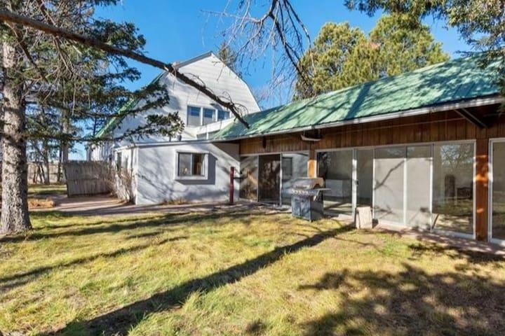 Historic Farmhouse on Organic Ranch