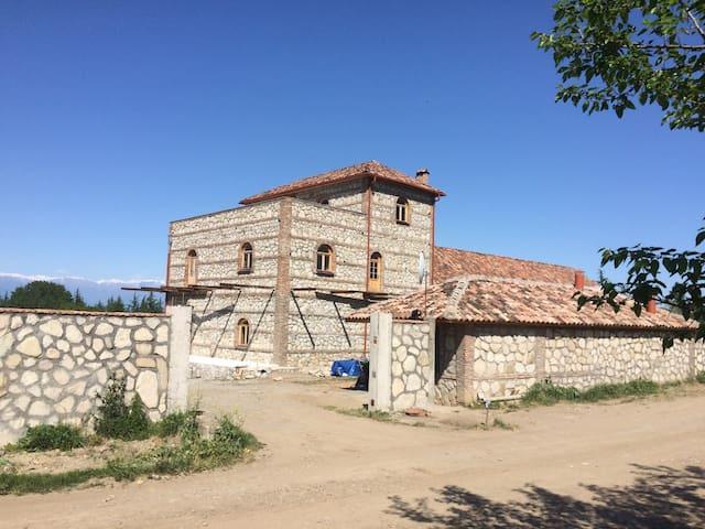 Elizbar Talakvadze Winery, Twin room
