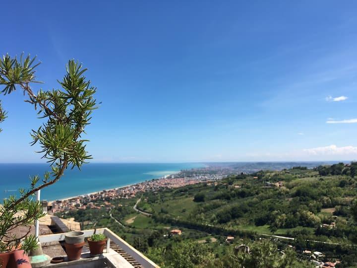 Breathtaking views all around!