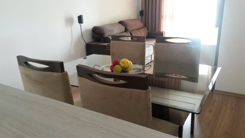 Furnished apartment in Jundiaí - Jundiaí - Flat