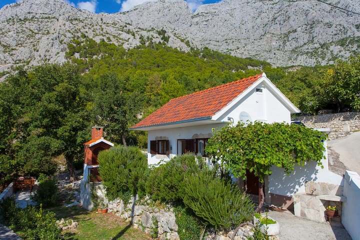 House for 2 persons with WLAN in Tučepi R47116