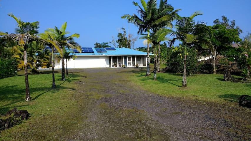 Palms of Puna - Keaau - House