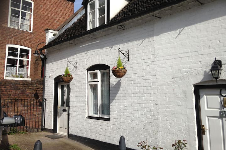 Severn Steps, 2 bed Cottage, Cartway, Bridgnorth - Bridgnorth - Townhouse