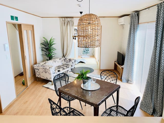 New Open☆5 bed room☆3parking free☆Stay in Okinawa☆