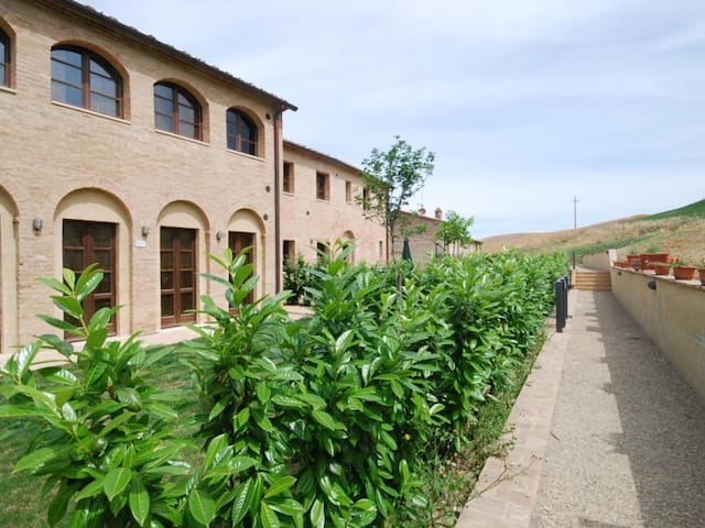 Residence in Monteroni d'Arbia ID 3552