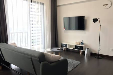 Cozy PrivateStudio| KLCC view | PerfectGetaway清新小屋