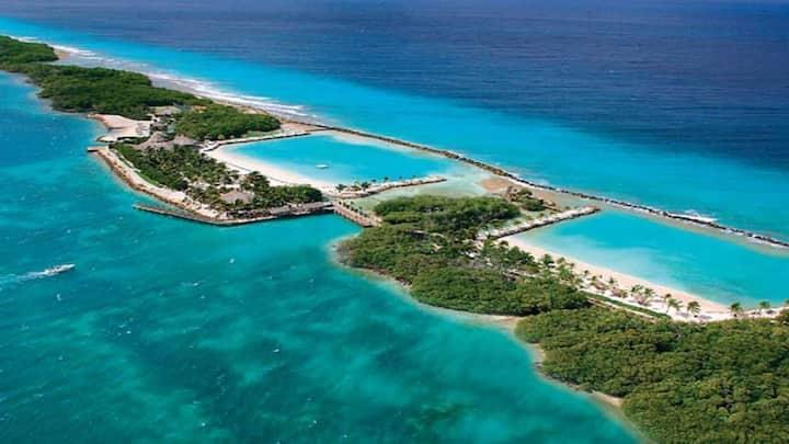 Week 51 Renaissance Ocean Suites Private Island!