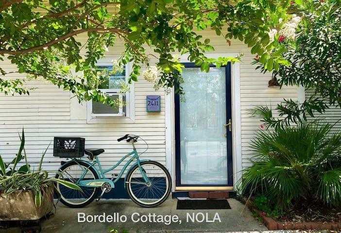 Bordello Cottage, With Bikes